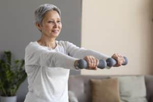 ورزش سالمند