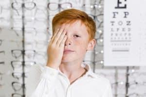 چشم پزشکی در کودکان