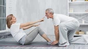 کاهش استرس در دوران سالمندی - سپید گستر