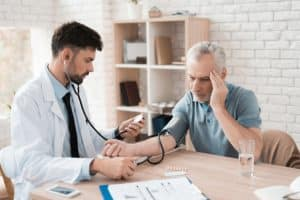 افت فشار خون در سالمندان - سپیدگستر