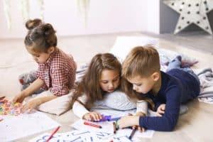 استرس کودکان و کرونا - سپیدگستر