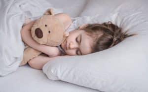 تنظیم خواب کودک