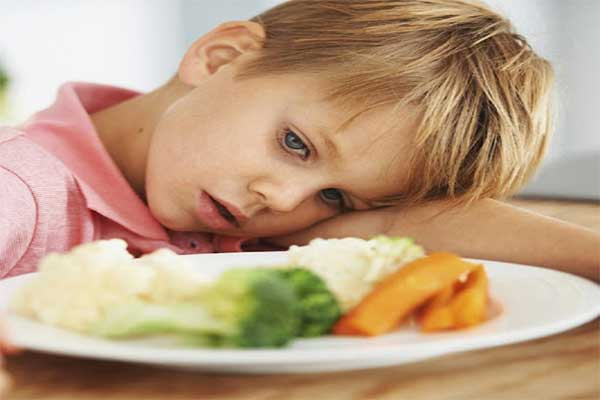 علایم و علت کم اشتهایی کودکان