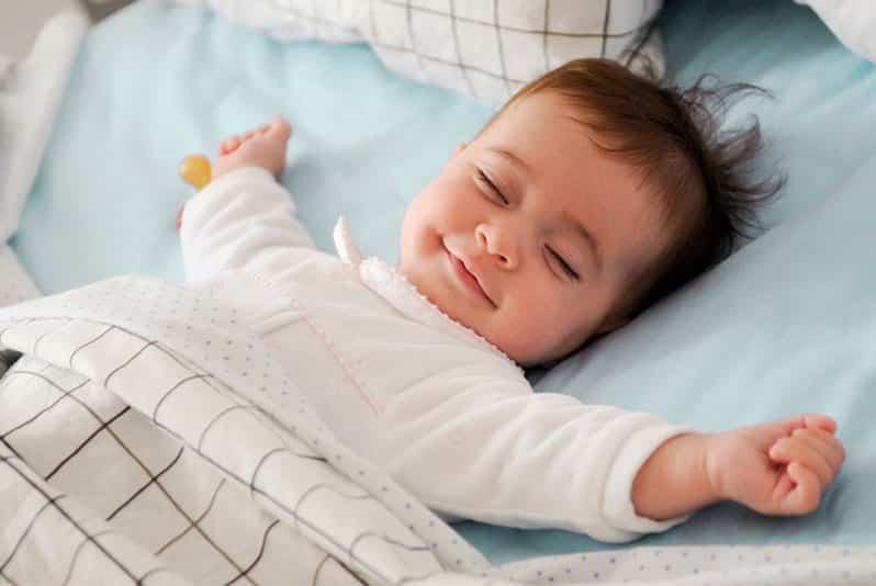 چند نکته مهم برای تنظیم خواب کودکان
