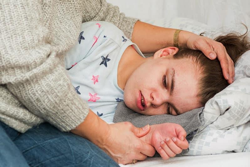 پرستاری از کودک مبتلا به صرع