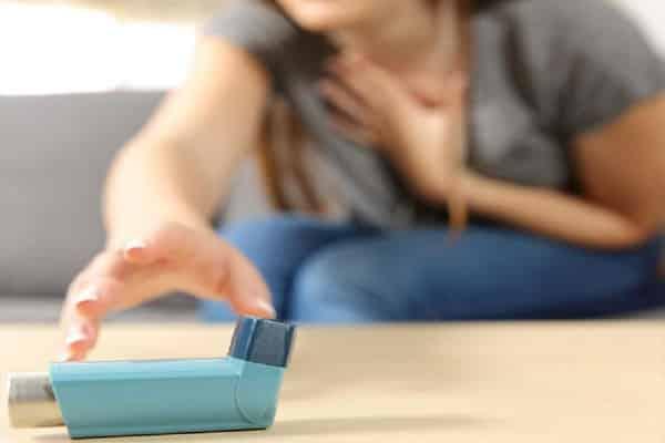 بیماری تنفسی آسم چیست